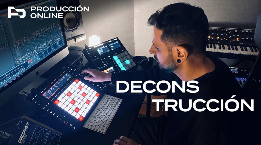 DECONSTRUCCIÓN Cosmic Techno en Ableton Live | Dave Sinner
