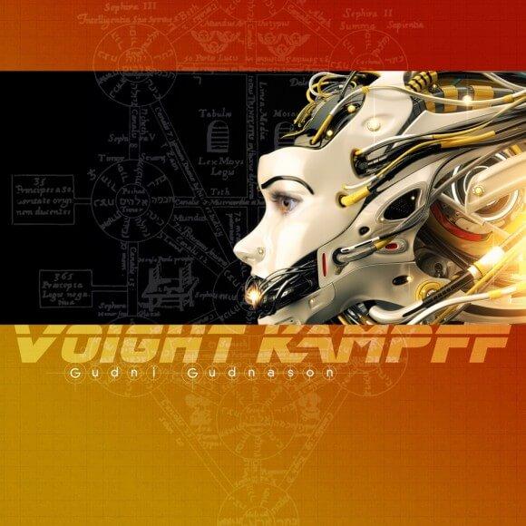 """Gudni Gudnason """"Voight Kampff"""" - Wakyo Records"""