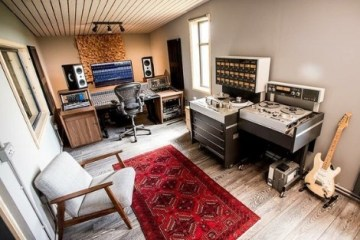 Music Studio Interior Design: 7 Setups To Inspire Your ...