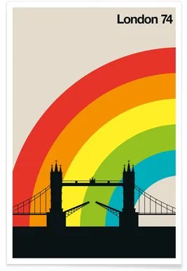 london posters and art prints online