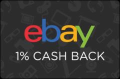 1% cash back