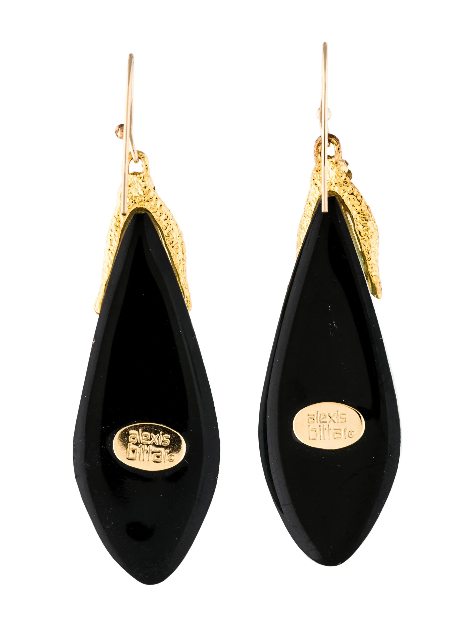Alexis Bittar Crystal Drop Earring