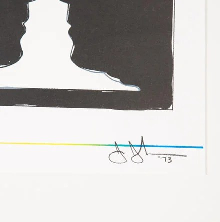 Jasper Johns Two Cups Picasso 1973 PTS20342 The RealReal