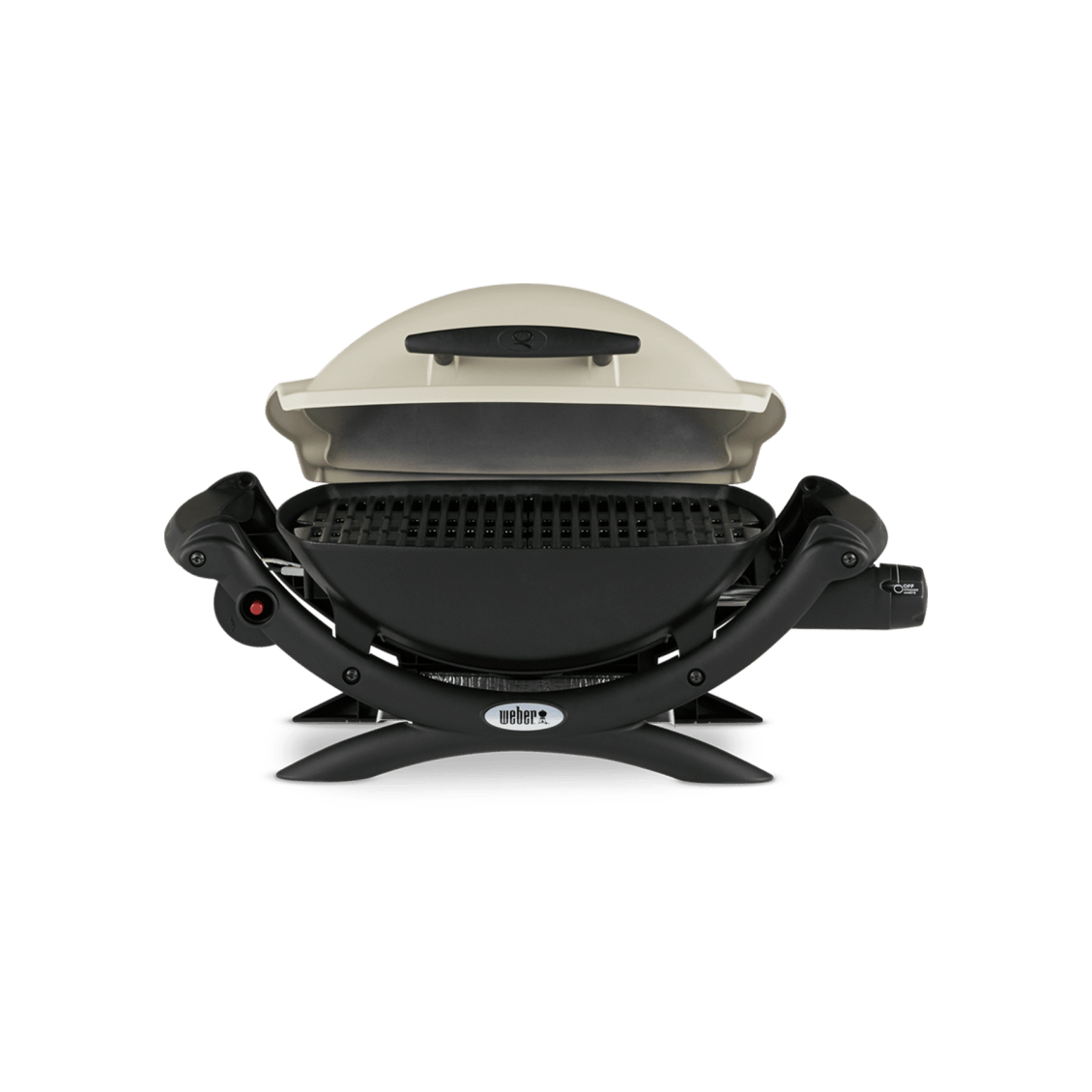 Weber® Q 1000 Gas Grill View