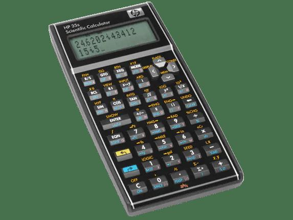 Hp Rpn Scientific Calculators