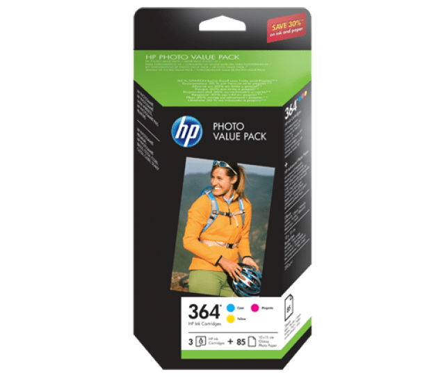 Hp 364 Series Photo Value Pack  X 15 Cm