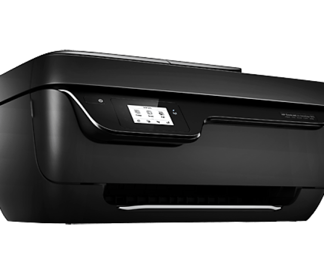 Hp Deskjet Ink Advantage  All In One Printer