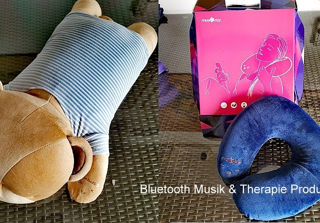 Bluetooth Musik & Therapie Produkte – Music & Therapy Products (globally)