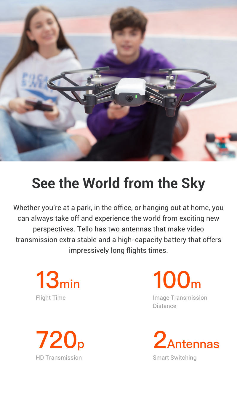 Vedeti lumea din cer