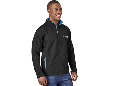 BIZ-6500 Geneva Mens Softshell Jacket