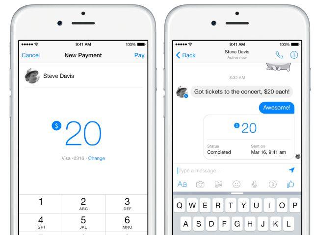 messenger-payments