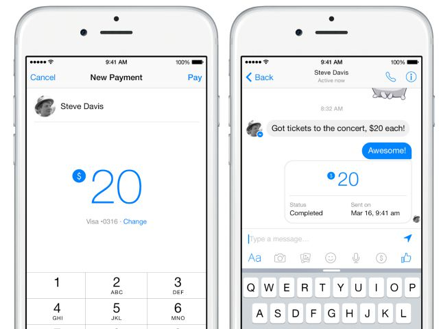 messenger-payments