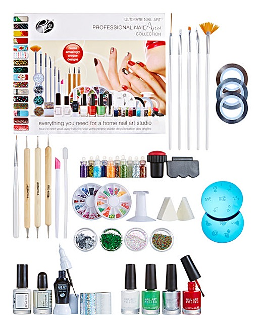 Rio Professional Nail Art Kit Ideas