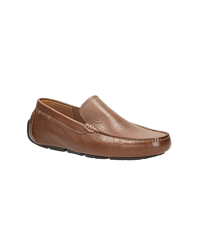 Clarks Davont Drive Shoes   Rootri