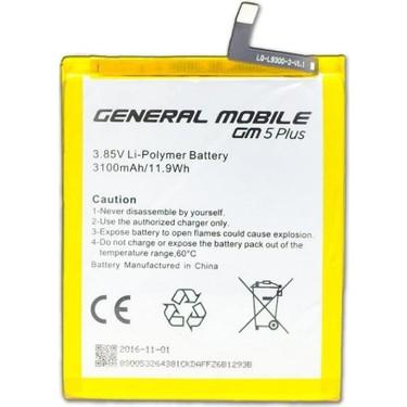 General Mobile Gm 5 Plus Batarya