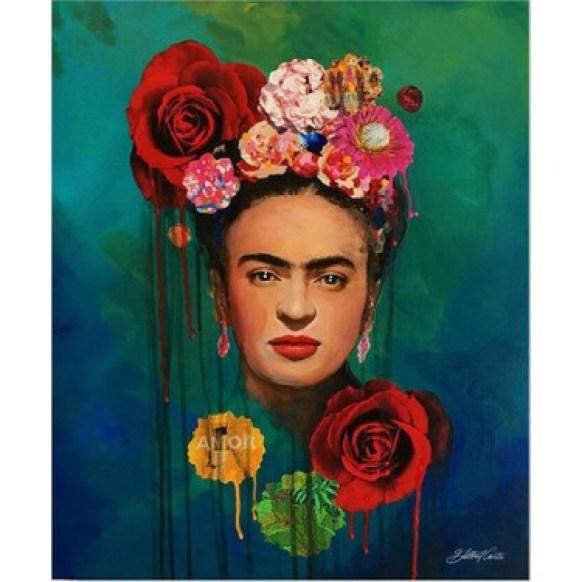 Womb Hobby Frida Kahlo Sayılarla Boyama Seti 40 x 50 cm Fiyatı