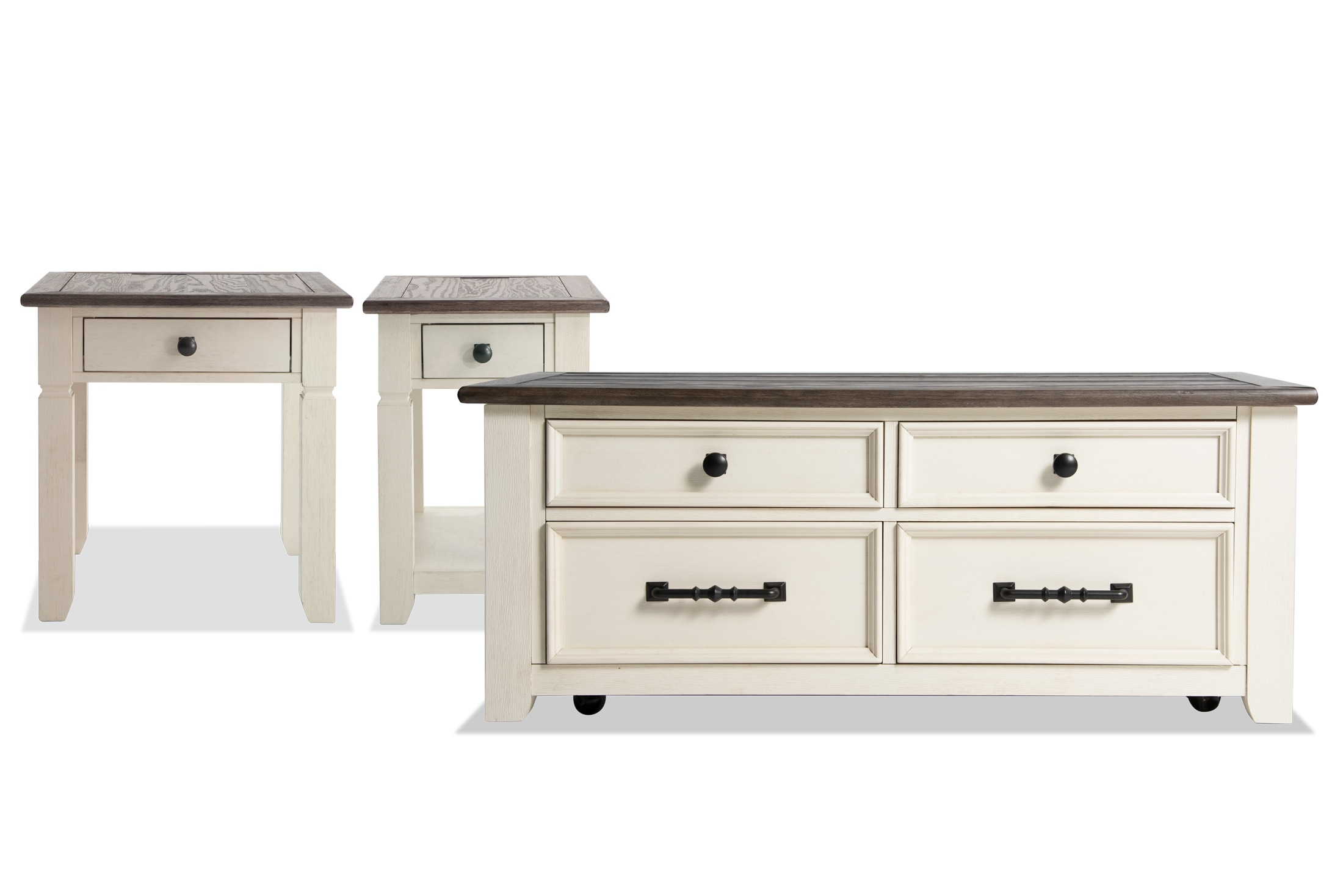 laurel lift top coffee table set