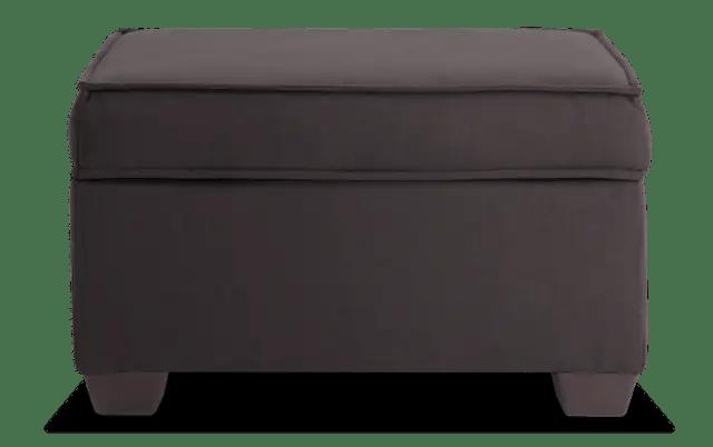 jessie gray storage ottoman