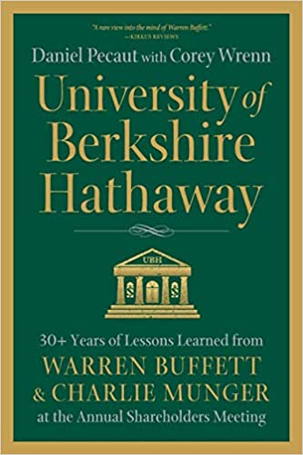 Book Review: University of Berkshire Hathaway Daniel Pecaut & Corey Wrenn Product In Heels
