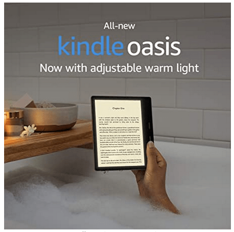 Product Review: Amazon Kindle