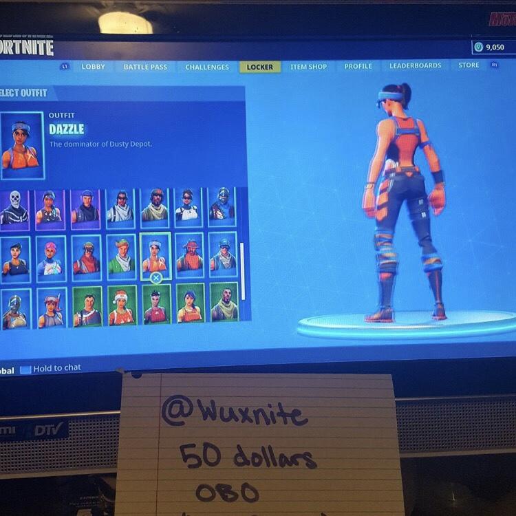 Ebay Fortnite Account Ps4 Fortnite Free Weapon Skin