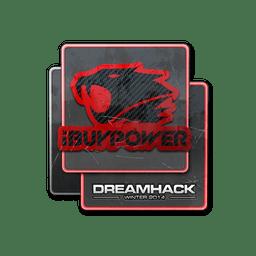 Sticker IBUYPOWER DreamHack 2014 CSGO Skins Gameflip