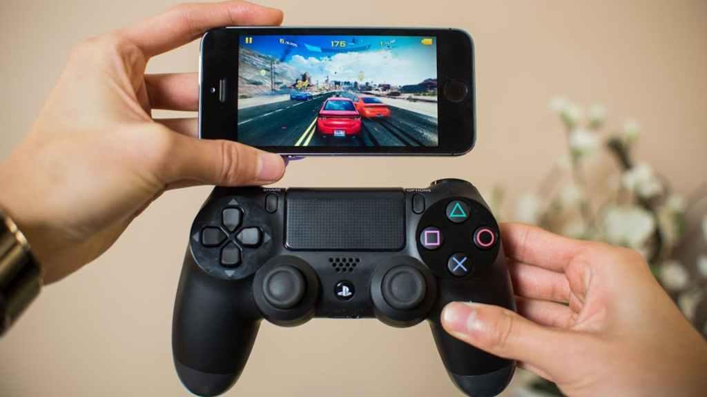 Der Ps4 Controller Ist Jetzt Auch Mit Dem Iphone Kompatibel
