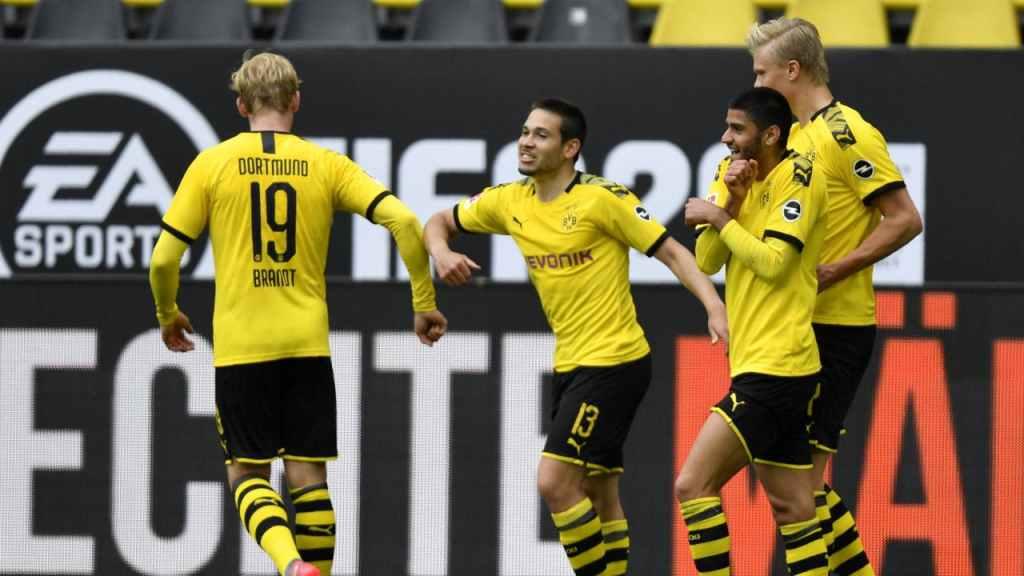 Breaking Schalker Sprechen Sich Fur Saisonabbruch Aus