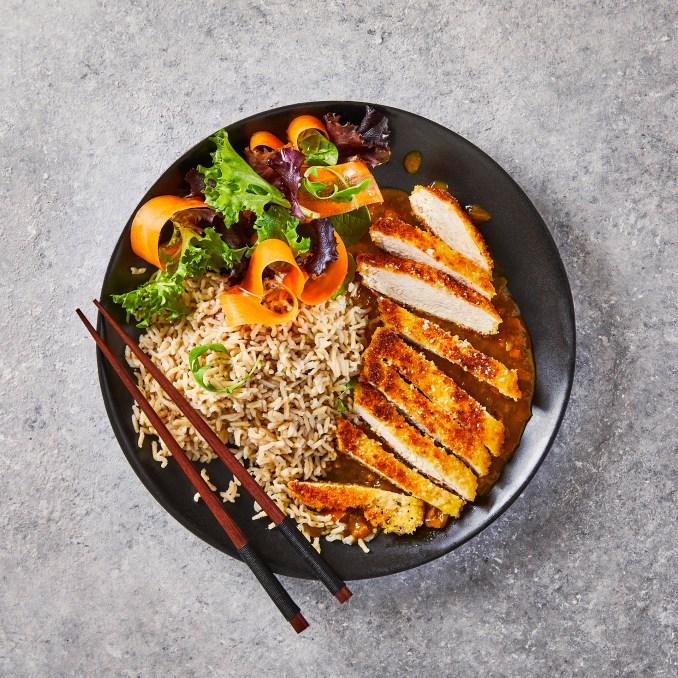 Chicken Katsu Curry Recipe | Gousto