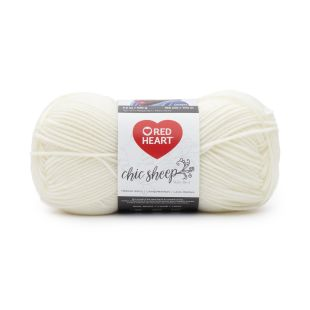Red Heart Chic Sheep Yarn by Marly Bird, Lace