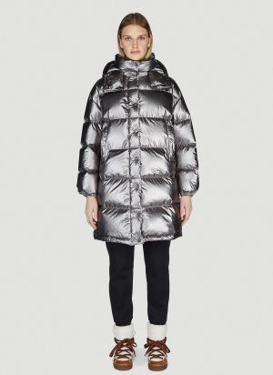 Moncler Gaou Down Jacket in Grey