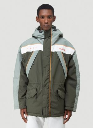 Napa by Martine Rose Epoch 3.0 Jacket in Green