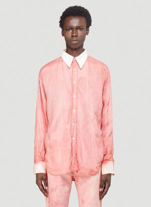OUR LEGACY WORK SHOP Company Shirt in Pink