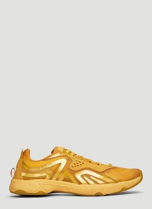 Acne Studios Trail Sneakers in Yellow