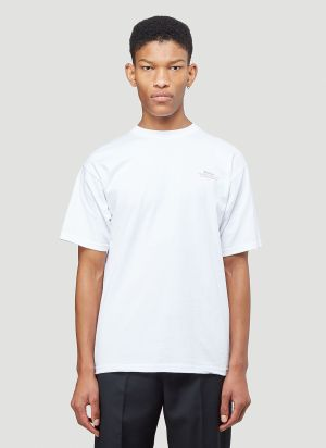 Pressure Education T-Shirt in White