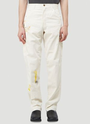 Gallery Dept. Pappy Painter Jeans in White
