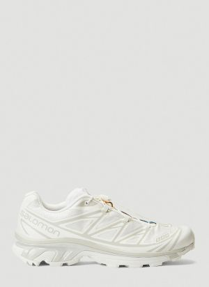 Salomon XT-6 ADV Sneakers in White