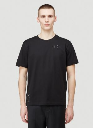 MCQ Icon Zero Relaxed T-Shirt in Black