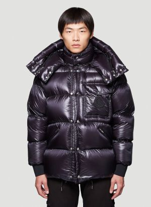 Moncler Lamentin Down Jacket in Black