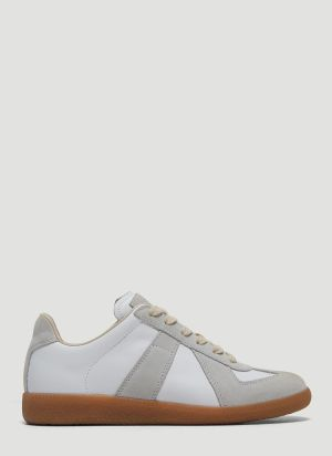 Maison Margiela Replica Sneakers in White