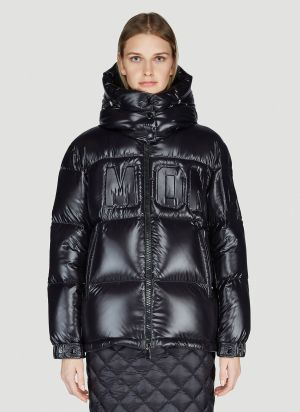 Moncler Guernic Down Jacket in Black