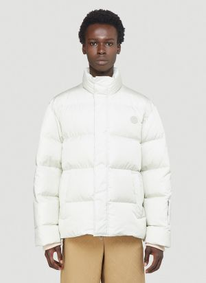 Gucci Think Thank Down Jacket in White