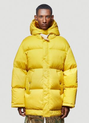 1 Moncler JW Anderson Conwy Jacket in Yellow