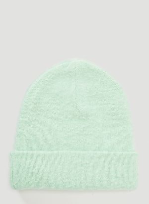 Acne Studios Beanie Hat in Green