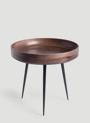 Mater Small Bowl Table in Brown
