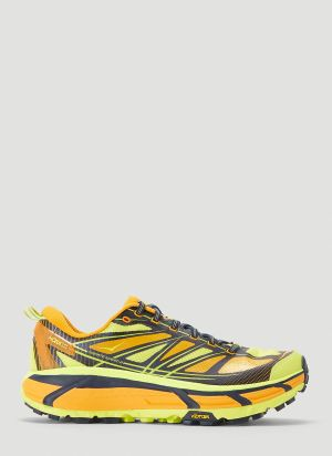 Hoka One One Mafate Speed 2 Sneakers in Yellow