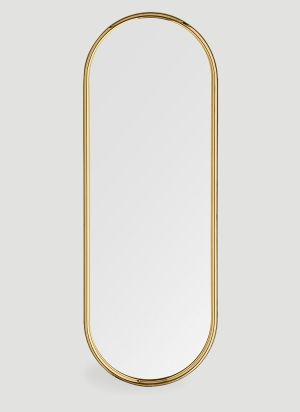 AYTM Large Angui Mirror in Gold