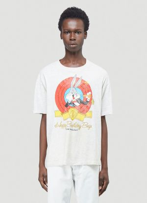 Phipps Bugs Bunny T-Shirt in Grey
