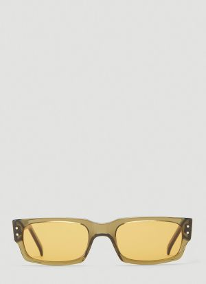 Andy Wolf Malcolm Sunglasses in Brown