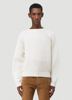 Eytys Maze Sweater in White